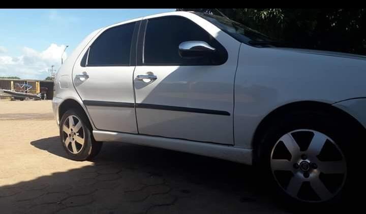 Vendo Fiat Palio modelo 2008