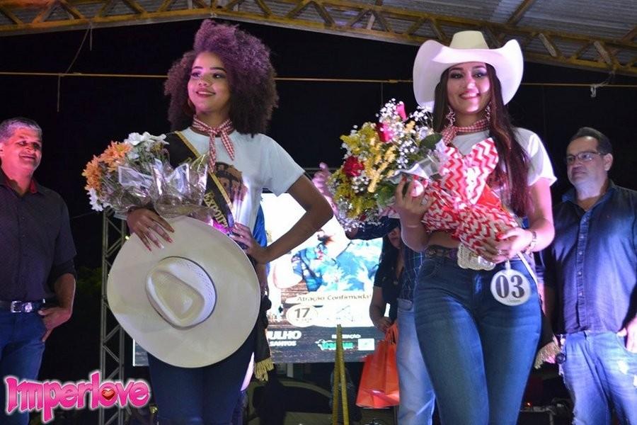 Escolha da Rainha e Princesa Expofran 2019 - Porto Franco-MA