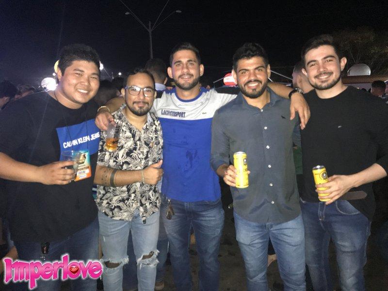 Show Jonas Esticado - Expoimp 2019