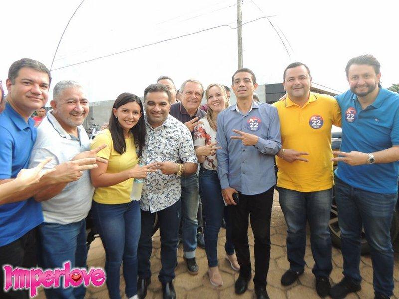 Reunião PATRIOTA 51 - Campestre do Maranhão