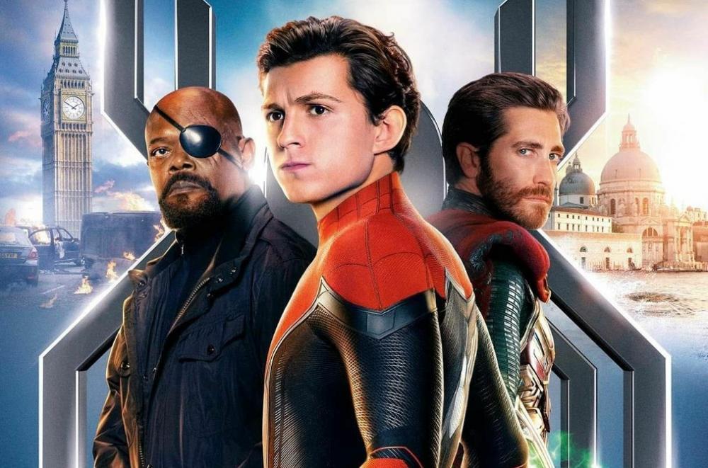 Homem-Aranha- Longe de casa': pré-venda inicia dia 04 em Imperatriz