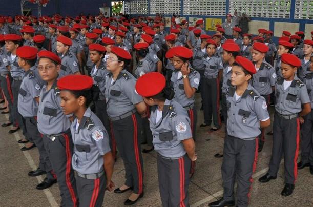 Inscrições para seletivo do Colégio Militar Tiradentes estão abertas