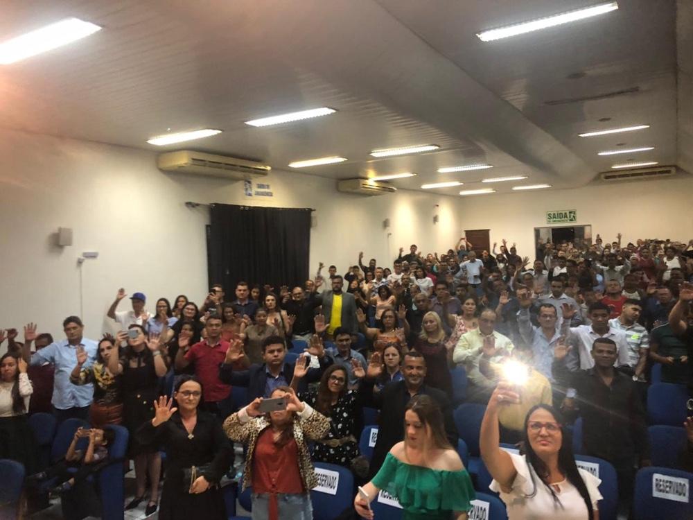 PRTB filia pastor Daniel Vieira em Imperatriz para disputar o executivo municipa