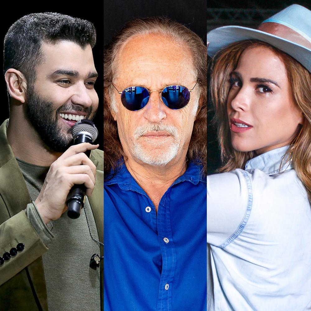 Lives de hoje: Festival VillaMix em Casa, Alceu Valença, Wanessa e mais shows para ver em casa