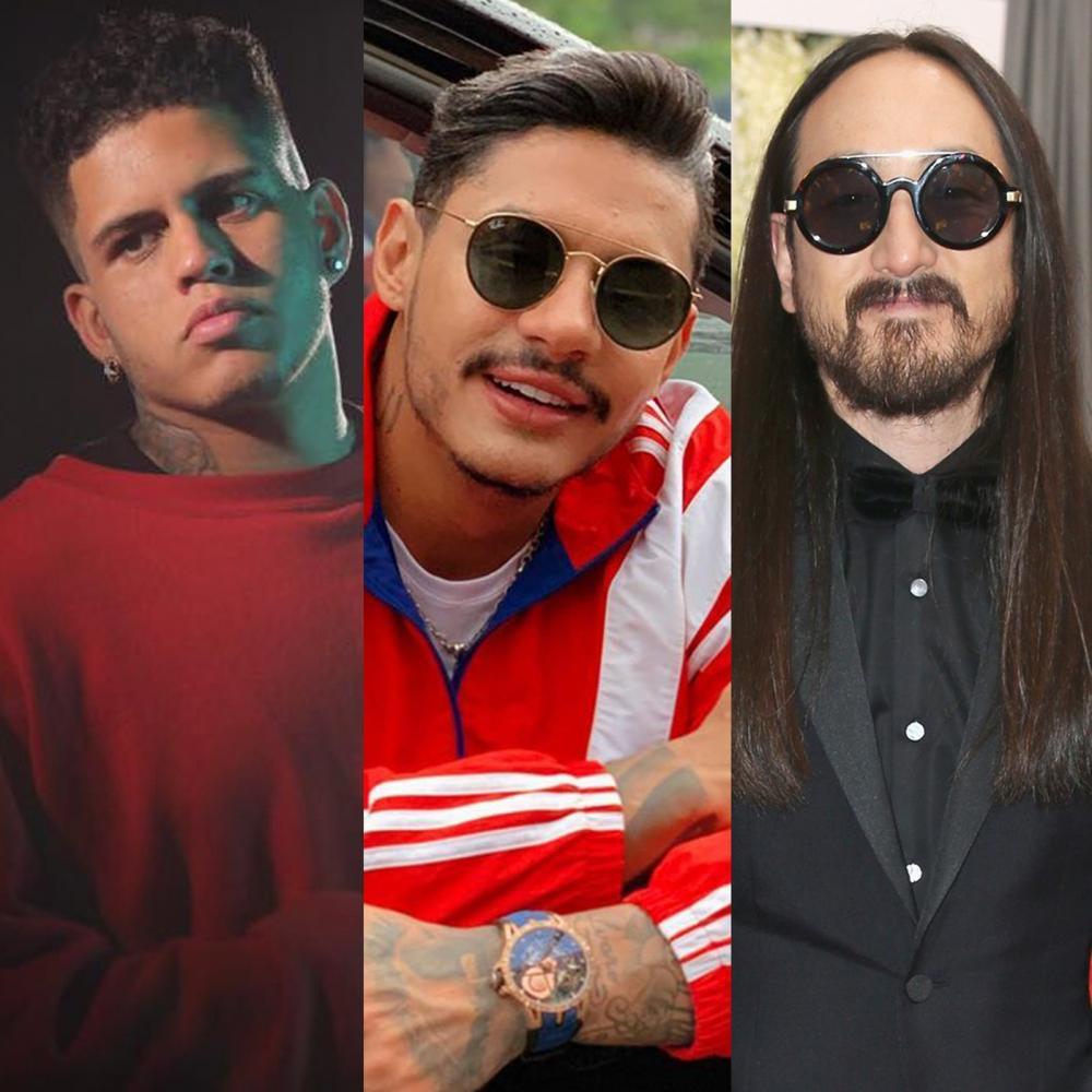 Lives de hoje: Gaab, Hungria Hip Hop, Steve Aoki e mais shows para ver em casa