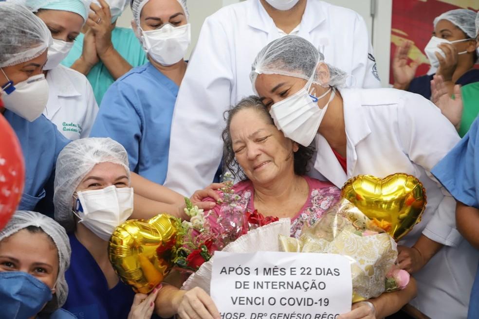 Maranhão tem mais de 50 mil pessoas curadas do novo coronavírus