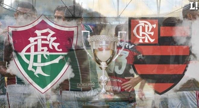 Fluminense x Flamengo: prováveis times para a final da Taça Rio
