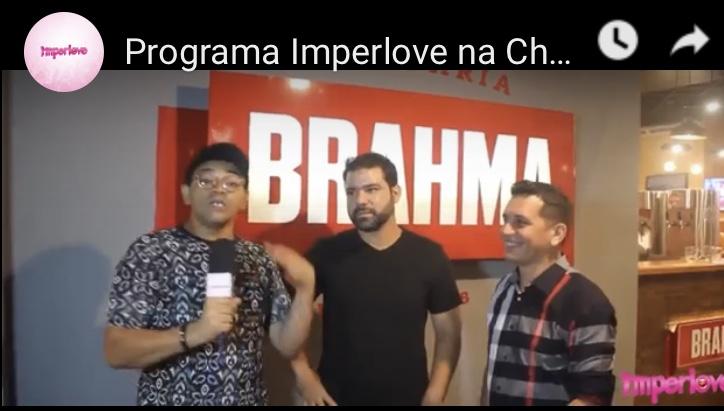 Programa Imperlove na Choperia Número 1 Show Lauana Prado