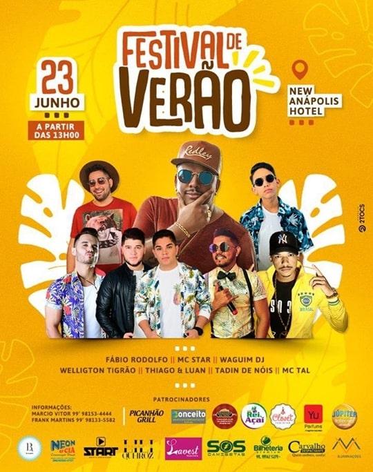 Festival de Verão 2019 - Imperatriz-MA